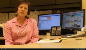 Hear how Tracy Bowers' office went paperless with web-based medical billing software