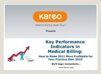 Learn how to use key performance indicators to improve your medical billing results