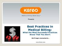 Learn the best practices in medical billing that will make your practice more profitable