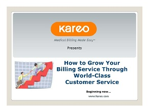 Get tips from the experts on in our How to Grow Your Billing Service webinar