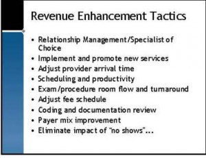 Revenue Enhancement Tactics - Halley