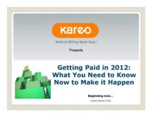 Expert Elizabeth Woodcock explains the CPT code changes and other issues that will affect your medical billing in 2012