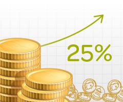 Increase Practice Revenue by 25%