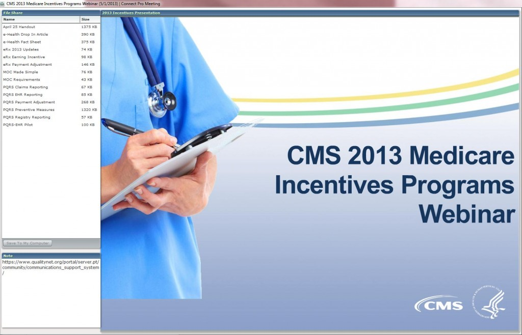 CMS Incentive updates from Kareo