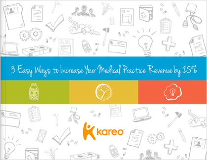 Rochelle Glassman discusses strategies to increase medical billing revenue for Kareo