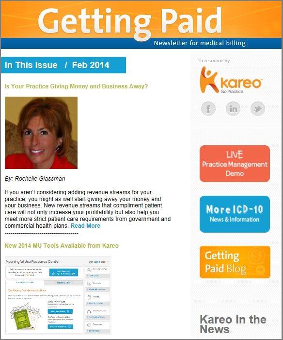 Kareo February Newsletter