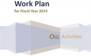 OIG Work Plan