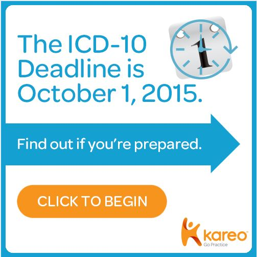 Kareo Free ICD-10 Assessment