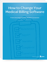 How to Change Your Medical Billing Software